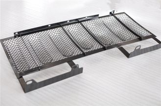 Jeep Jk Wrangler  3D Mesh Grille  For Angry Grill